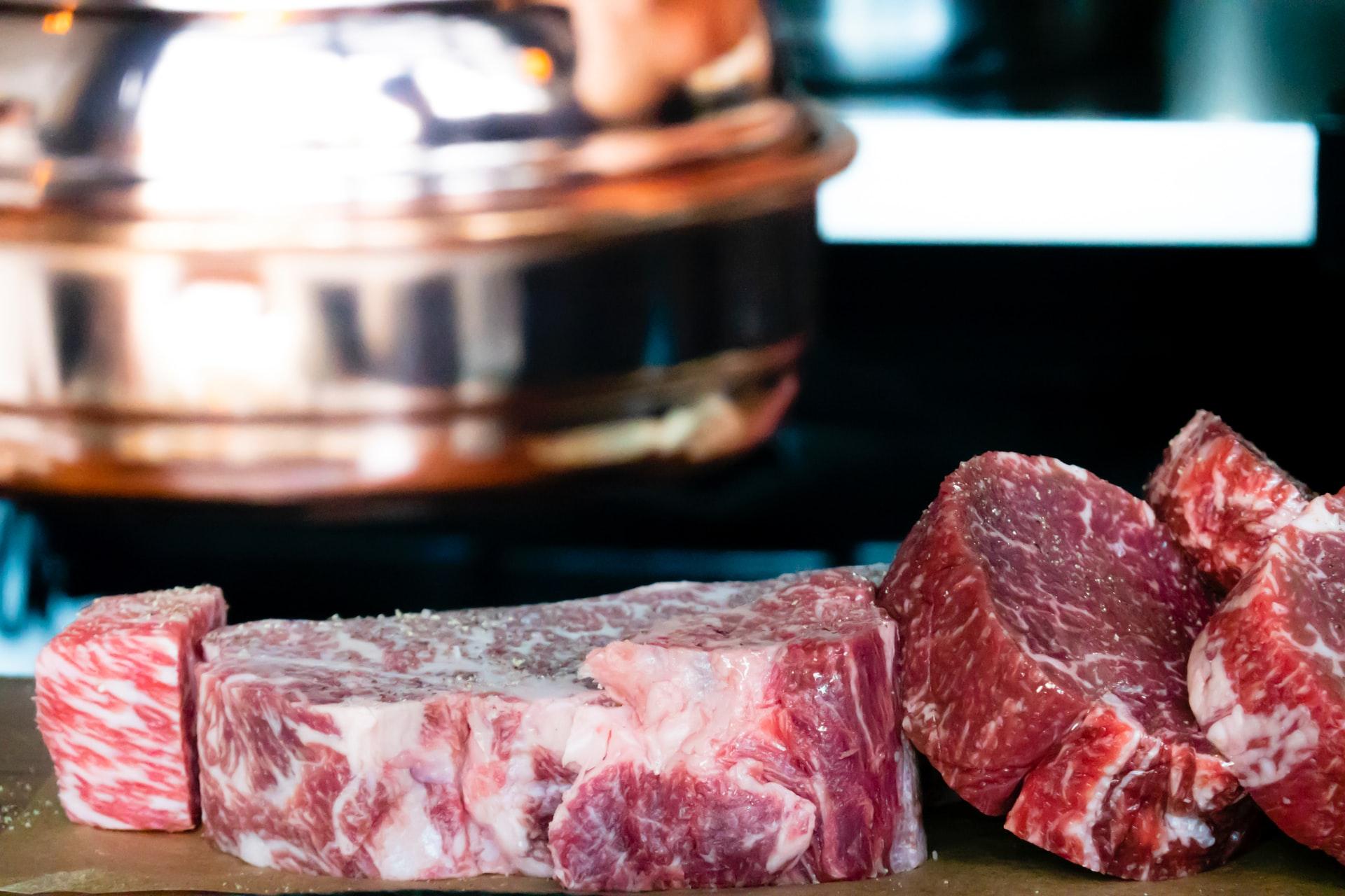 impor daging
